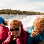 Water taxi back to the sailboat • Croatia Within The Frame 2011 • photo: Jo Charron Portnoy