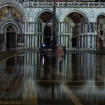 Working Piazza San Marco reflections • Venice Within The Frame 2014 • photo: Craig Krizek