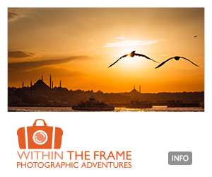Istanbul Within The Frame
