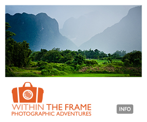 Laos Within The Frame