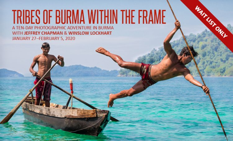 Tribes of Burma Within The Frame Photographic Adventure