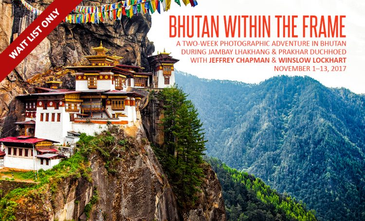 Bhutan Within The Frame Photographic Adventure