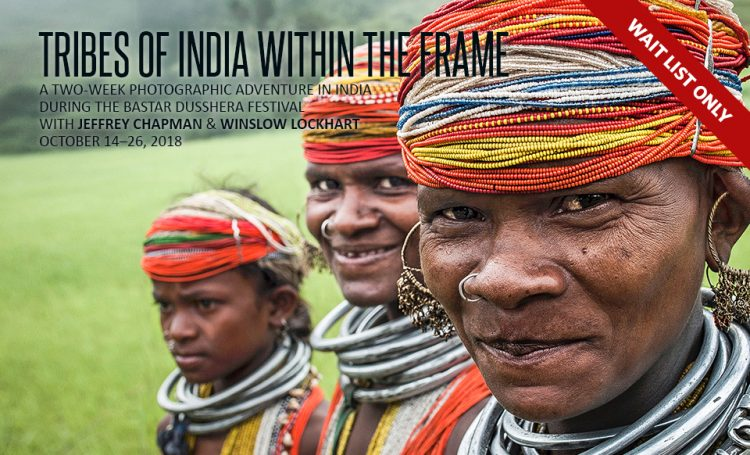 Tribes of India Within The Frame Photographic Adventure