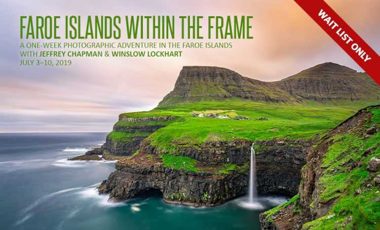 Faroe Islands Within The Frame Photographic Adventure
