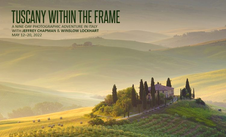 Tuscany Within The Frame Photographic Adventure