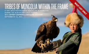 Tribes of Mongolia Within The Frame Photographic Adventure